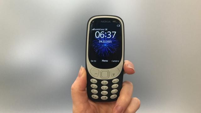 Article thumbnail: Nokia 3310 review new Nokia smartpone buy new nokia 3310