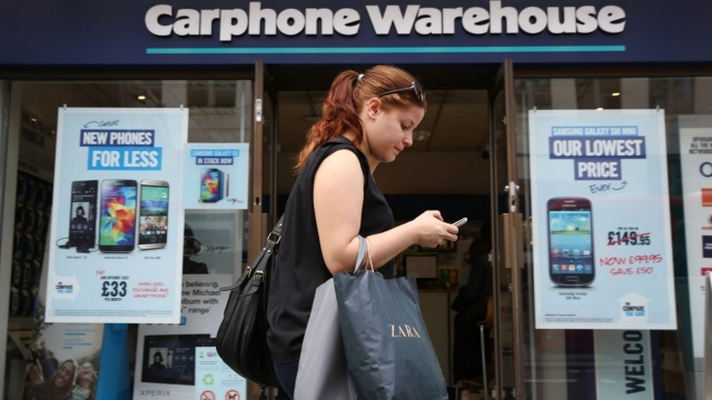 Carphone Warehouse has deals on for Black Friday (Photo: Getty)