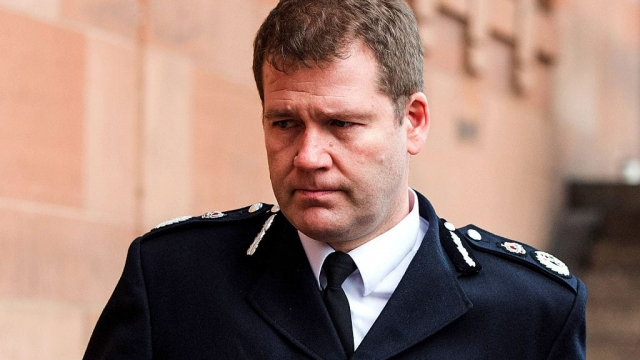 Northumbria Police Chief Constable Steve Ashman, pictured in 2016. (Photo by Nigel Roddis/Getty Images)