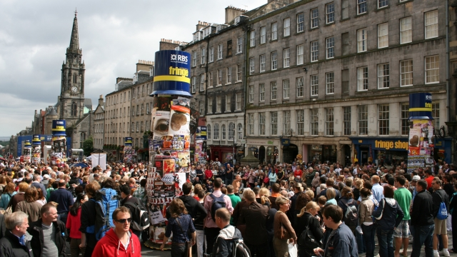 These Edinburgh Fringe comedians have experienced some brutal heckles over the years