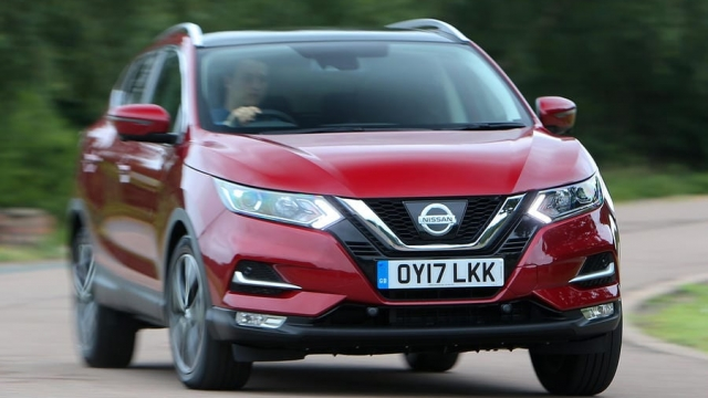 Article thumbnail: Nissan Qashqai