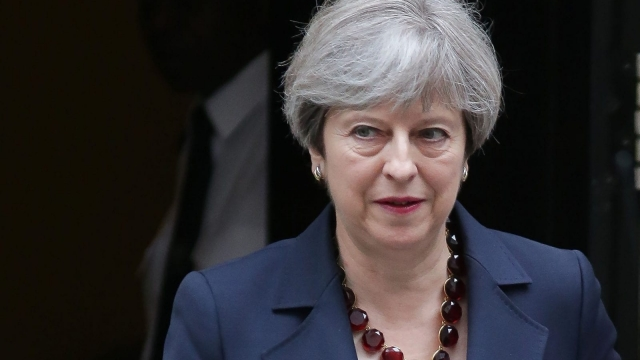 Theresa May's Florence speech set out plans to retain close links with the EU until 2021 (Photo: Getty)