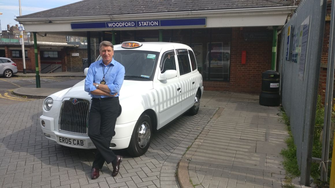 how long to become a black cab driver