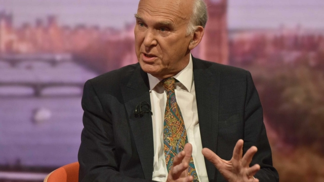 Sir Vince Cable has has denied suggesting Brexit supporters are racist (Photo: PA)