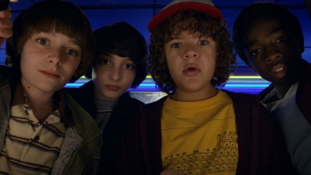 The Stranger Things kids are back for a second season, just in time for Halloween