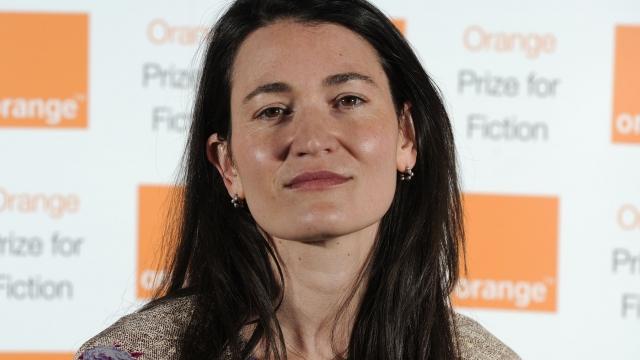 Award-nominated US author Nicole Krauss. Photo: Carl Court/ AFP/ Getty