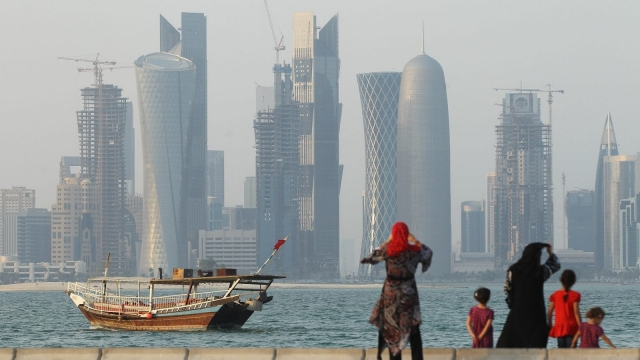Qatar is hosting today's World Tourism Day celebrations (Photo: Sean Gallup/Getty Images)