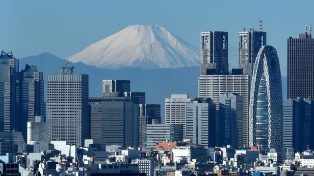 Japan's capital city Tokyo is now around a quarter cheaper than runner-up Cape Town (Photo: Getty)