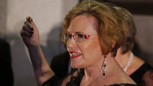 Helen Zille says she sometimes worries about the hygienic and aesthetic consequences of only showering every three days