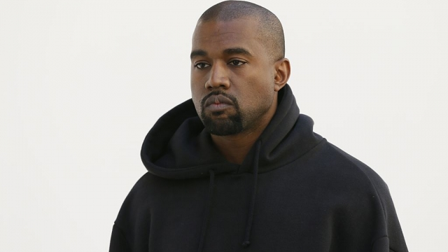 Kanye the First imagines what happens after the rapper's death. Photo: Patrick Kovarik/ AFP/ Getty