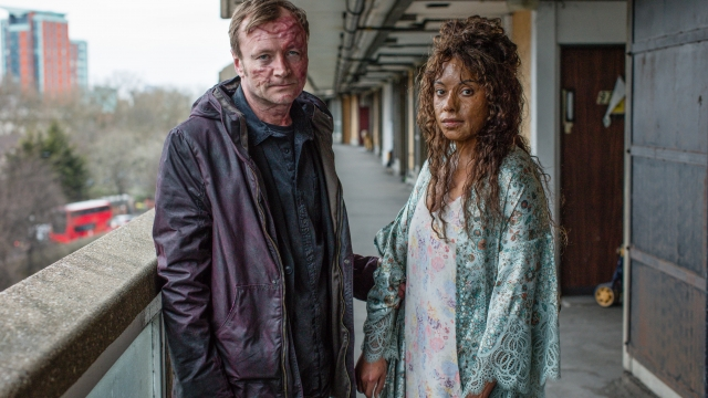 f you have the patience, Rellik looks likely to bring together some complex strands into one satisfying conclusion, but it demands a huge amount from viewers (Photo: BBC)