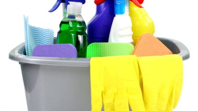 Bleach has a number of uses including household cleaning. (Nick Youngson)