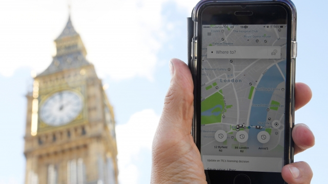 If Uber is banned in London, it will still operate in a number of cities across the UK