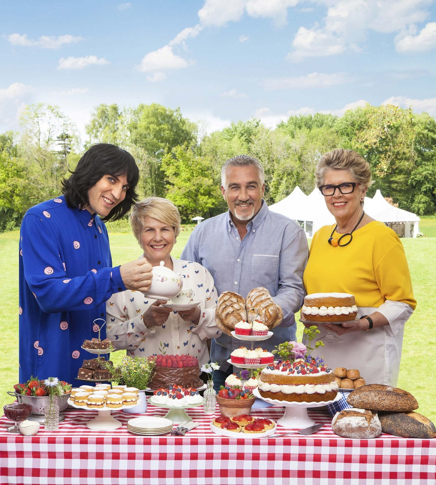 And the real Bake Off 2017 winner is...Channel 4 as £75m ...