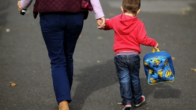 The UK is one of only five EU countries to allow smacking (Photo: Getty)