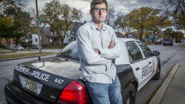 This week Louis Theroux is in Milwaukee studying the city's rise in gun violence