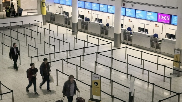Not all policies cover Scheduled Airline Failure, offering financial protection from collapse and cancellation (Lauren Hurley/PA Wire)