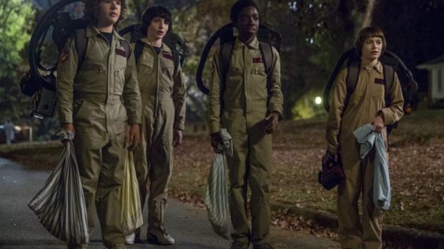 The gang returns in Stranger Things 2