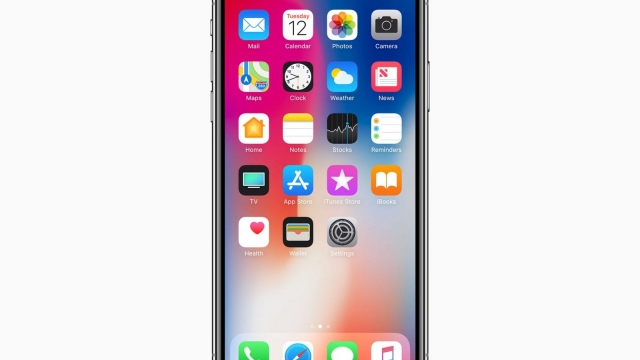The iPhone X is now available to pre-order in the UK (Photo: Apple)