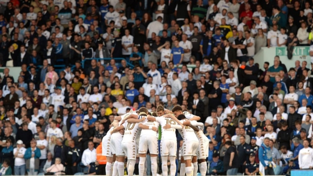 There is a new-found togetherness at Leeds United