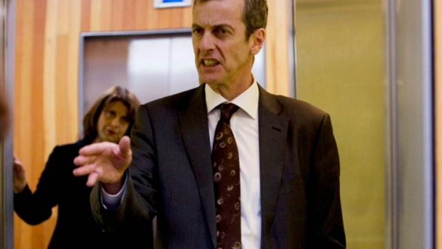 Article thumbnail: Malcolm Tucker's sweary put-downs were a highlight of The Thick of It and spin-off film, In The Loop