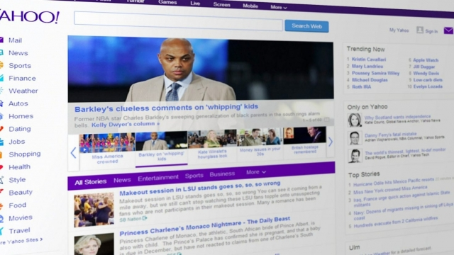 Article thumbnail: Yahoo's accounts may have been compromised by hackers in a large-scale attack four years ago (Photo: Pixabay)