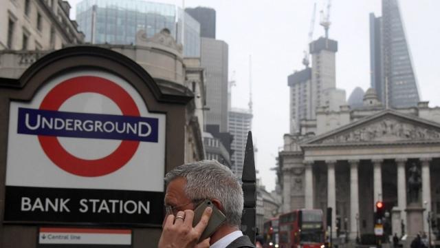 4G London Underground