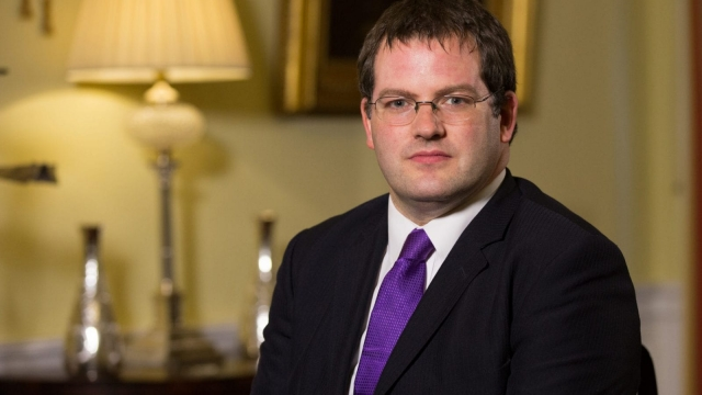 Mark McDonald previously insisted that he wanted to stay on as an MSP (Photo: Scottish Government)