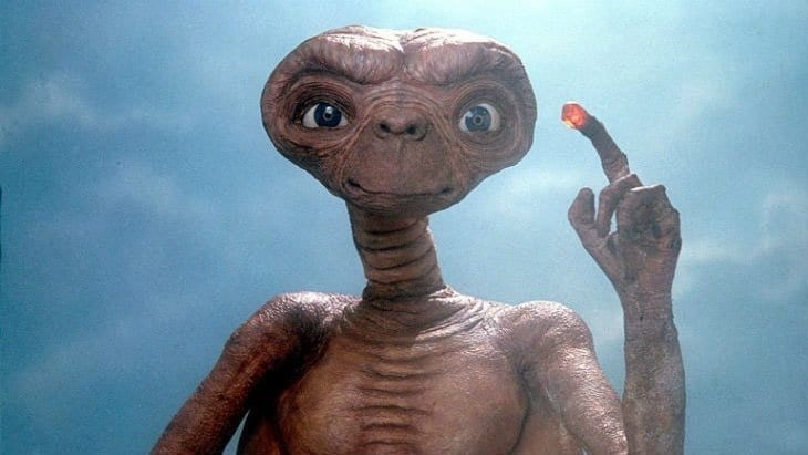 Humans have always been interested in the possibility of extraterrestrial life (Photo: E.T: The Extra-Terrestrial)