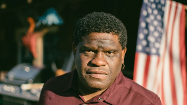 Gary Younge comes face to face with a White America struggling with its identity
