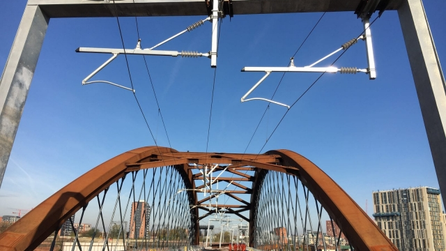 The Ordsall Chord (Photo: Network Rail)