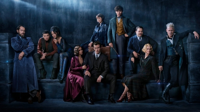 The second Fantastic Beasts film moves across the pond to London and Paris (Warner Bros. Pictures)