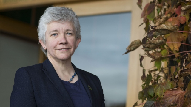 Wimbledon boss Sarah Clarke will become the first Black Rod in the role's 650-year history (Photo: AELTC/Jed Leicester)