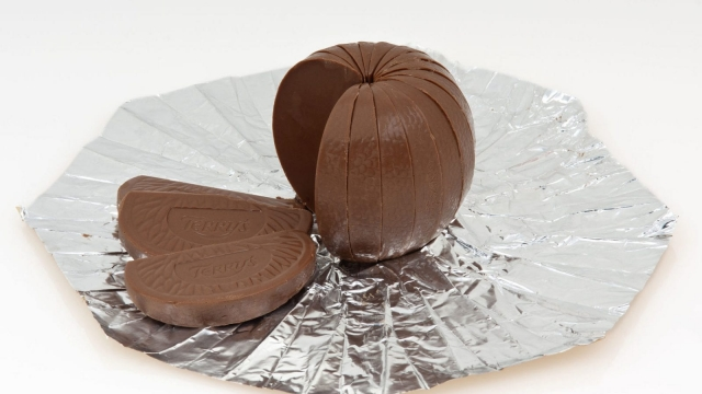 Terry's Chocolate Orange is on sale for £1.95 in some supermarkets (Photo: Evan Amos)