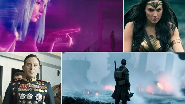 Article thumbnail: 2017's best films