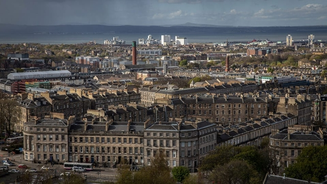 edinburgh property prices