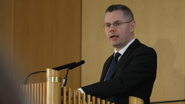 Scotland's Finance Secretary Derek Mackay is set to announce income tax rises later this week (Photo: Scottish Government)