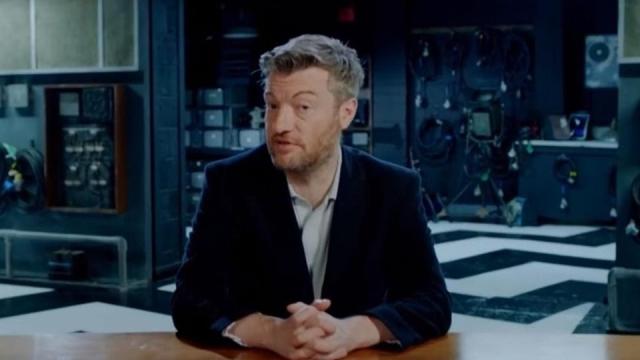 Charlie Brooker helped create Black Mirror (Photo: BBC)