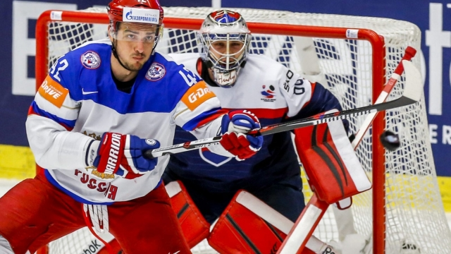 Russia's ice hockey team are likely to compete (Picture: Getty Images)