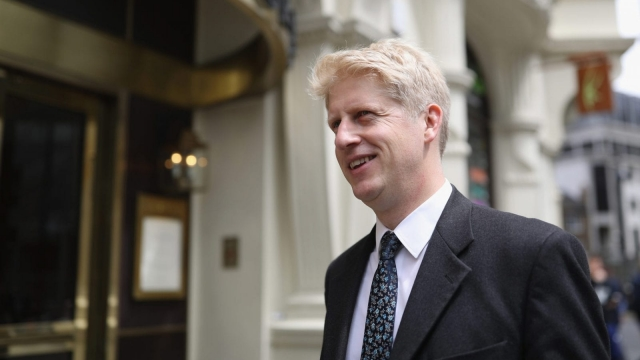 Johnson minor: Jo Johnson, Boris Johnson's brother, is universities minister and has the wrong idea about free speech, says Stephen Bush (Photo by Dan Kitwood/Getty Images)