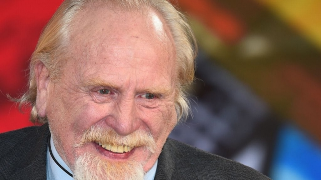 James Cosmo, the Scottish actor who has appeared in Braveheart and Trainspotting, was given an MBE (Photo: Getty)