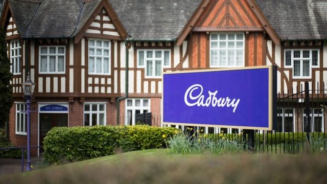 Cadbury colour purple trademark