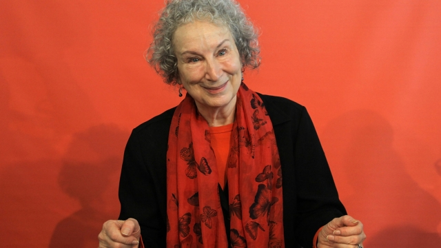 Margaret Atwood will be discussing her novel 'The Testaments' at this year's Hay Festival Digital (Photo: Hannelore Foerster/Getty Images)