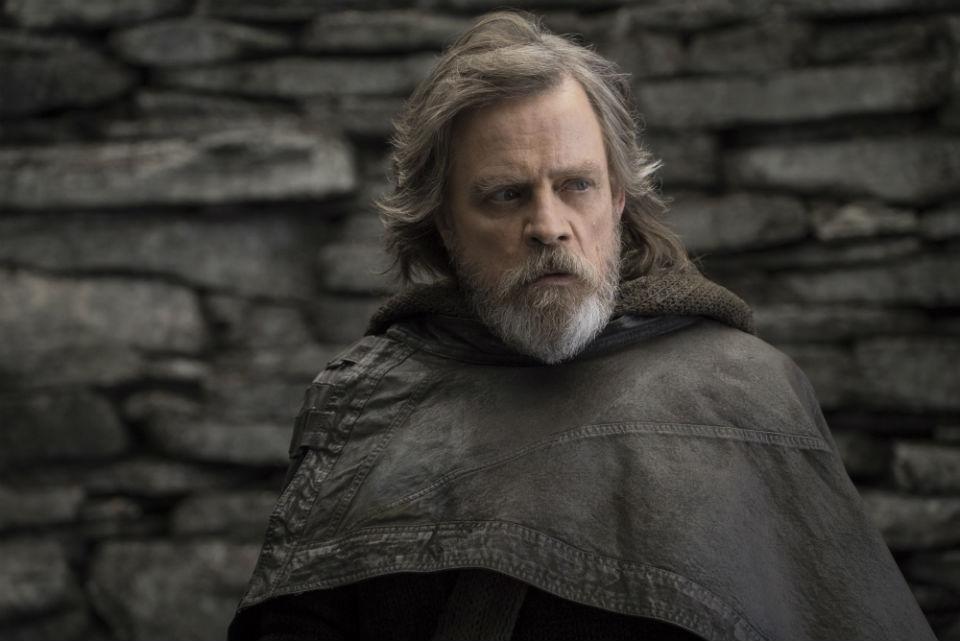 Star Wars Last Jedi Luke