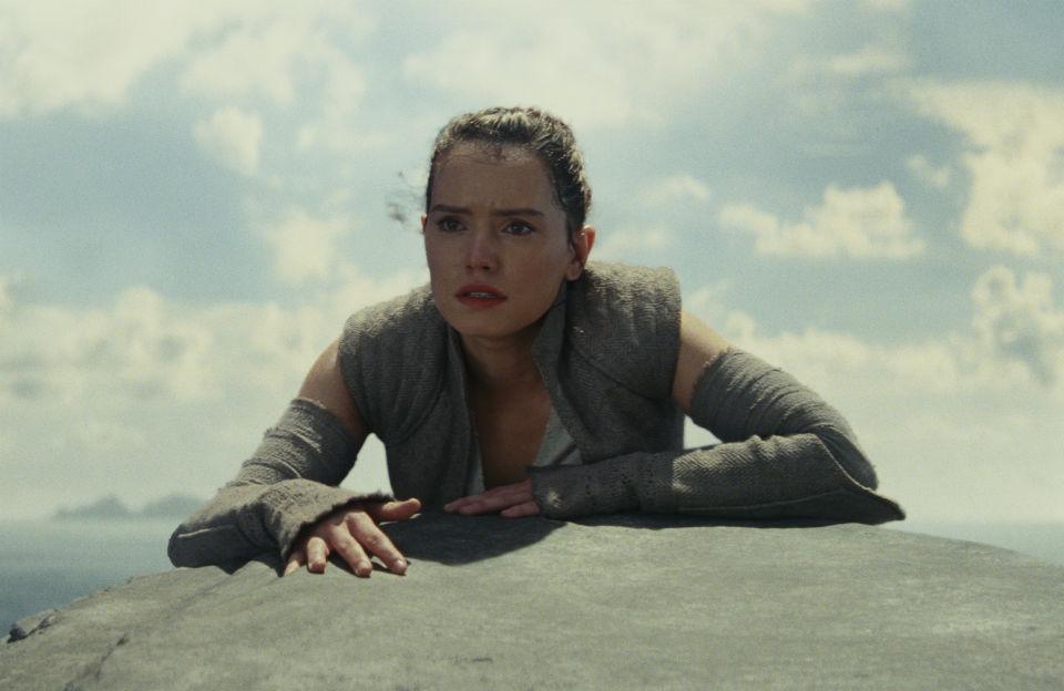 Star Wars Last Jedi Rey 2