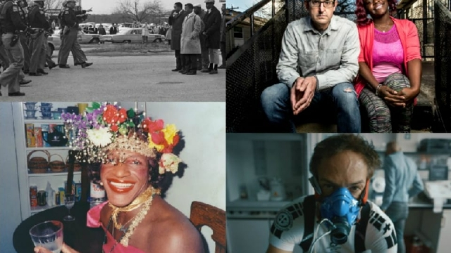 Inews documentaries of the year 2017 collage