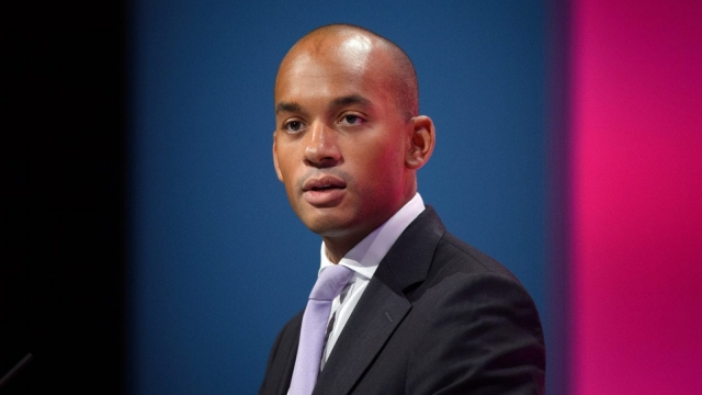 Chuka Umunna has said he fears for his public safety