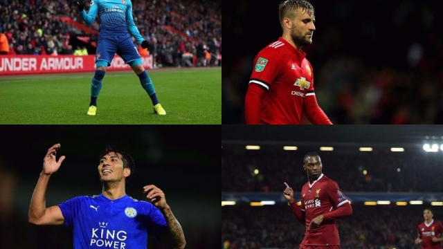 There are a number of Premier League players who will be looking for a move in January