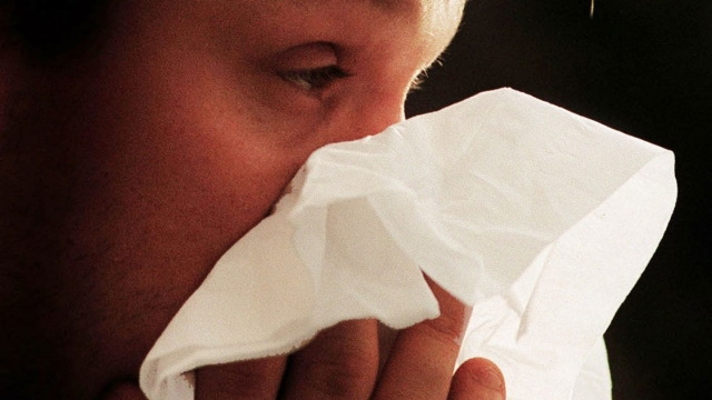 The UK is in the grip of its worst flu season for seven years.