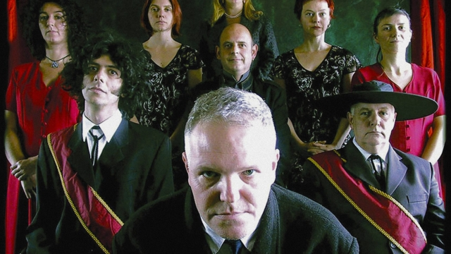 Tim Smith and The Cardiacs, in 2005